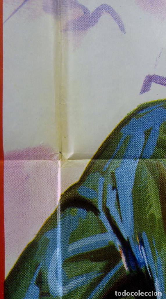 Cine: MI VIDA ES MI VIDA. Jack Nicholson, Karen Black, Susan Anspach. AÑO 1971 POSTER ORIGINAL - Foto 10 - 161931098
