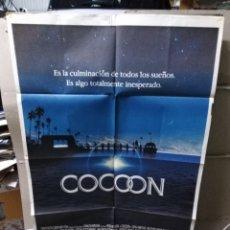 Cine: COCOON POSTER ORIGINAL 70X100 Q. Lote 162424016