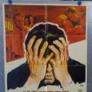 Cine: HOMBRE MARCADO. STUART WHITMAN, MARIA SCHELL, ROD STEIGER. AÑO 1969. POSTER ORIGINAL . Lote 162618702