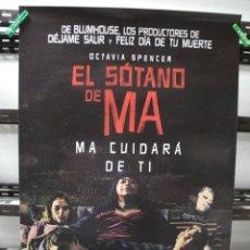 Cine: EL SOTANO DE MA. Lote 195334986