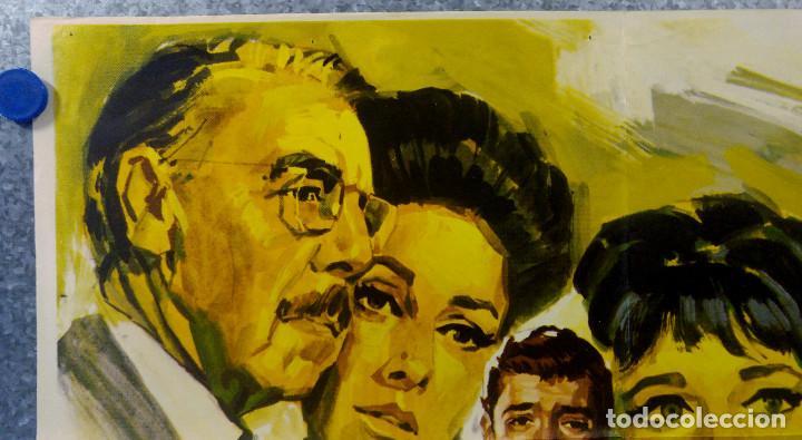 Cine: Cuando los hijos se van. Amparo Rivelles, Fernando Soler. AÑO 1970. POSTER ORIGINAL - Foto 2 - 163086838
