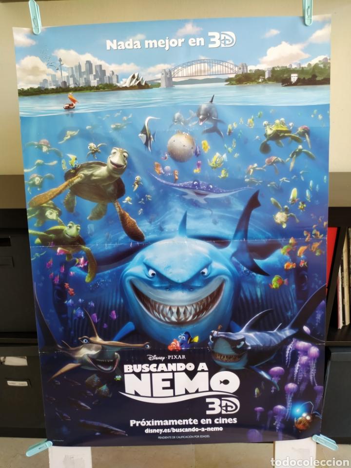 BUSCANDO A NEMO - DOBLADO - 70X100 (Cine - Posters y Carteles - Infantil)