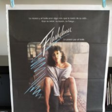 Cine: POSTER ORIGINAL FLASHDANCE 70X100. Lote 55382002