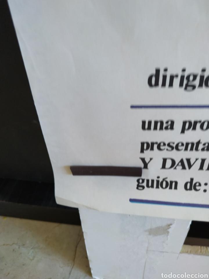Cine: El Golpe -doblado- Robert Redford - Paul Newman 70x100 cartel - Foto 2 - 164877794
