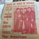 Cine: ANTIGUO PROGRAMA DE LOS AMERICAN BEETLES, 1964. Lote 164914093