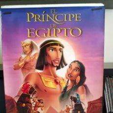 Cine: POSTER EL PRINCIPE DE EGIPTO -ENROLLADO- VIDEO CLUB. Lote 165158306