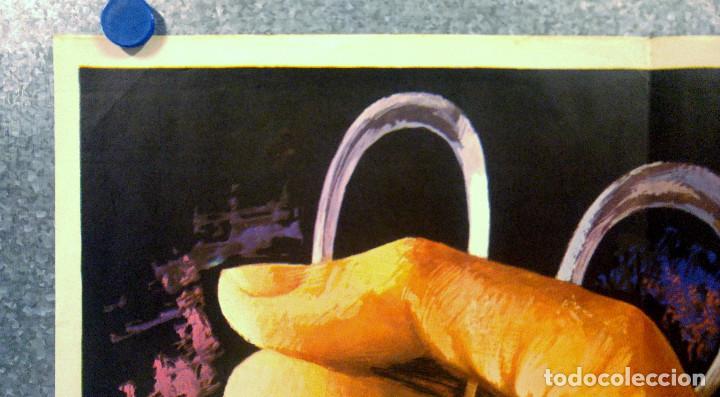 Cine: PESADILLA EN LA NIEVE. PATTY DUKE, RICHARD THOMAS, ROSEMARY MURPHY. AÑO 1973 POSTER ORIGINAL - Foto 2 - 165231190
