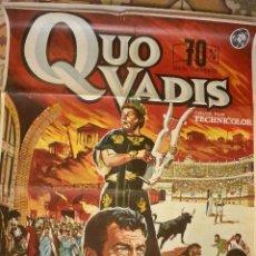 Cine: POSTER CARTEL CINE QUO VADIS. Lote 165610762