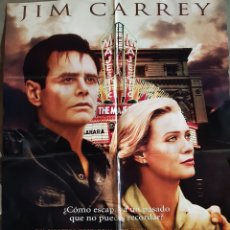 Cine: THE MAJESTIC - ORIGINAL. DARABONT FRANK (DIRECTOR) 2002. JIM CARREY. Lote 165637586