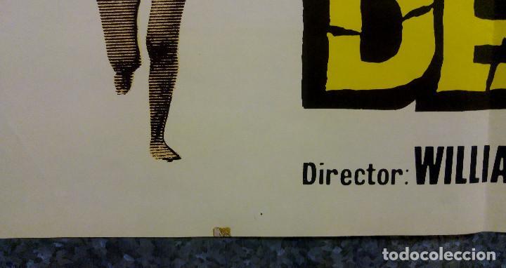 Cine: Un reflejo del miedo. Sondra Locke, Signe Hasso, Mary Ure. AÑO 1974. POSTER ORIGINAL - Foto 5 - 165654410