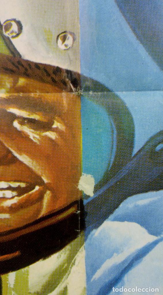 Cine: Rollerball. JAMES CAAN. AÑO 1980. POSTER ORIGINAL - Foto 12 - 165657146