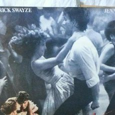 Cine: DIRTY DANCING (REPRODUCCIÓN) 99CMX69CM. Lote 197677071