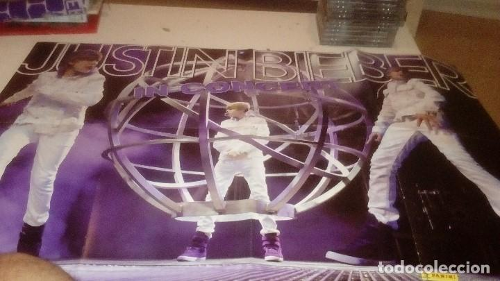 G-25 POSTER JUSTIN BIEBER (Cine - Posters y Carteles - Musicales)