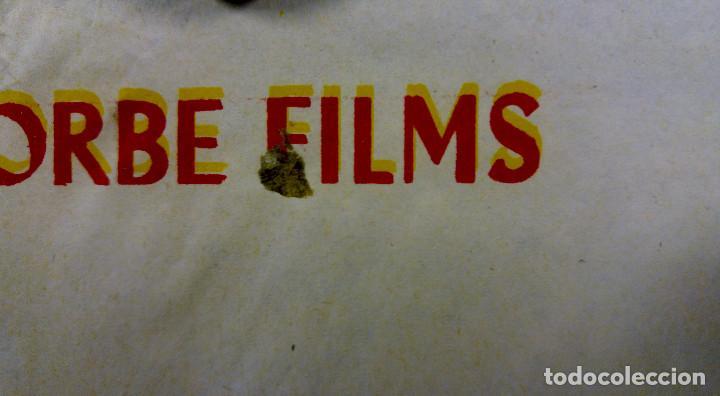 Cine: Y LES LLAMABAN SATANAS. JORGE RIVERO, REGINA TORNE. AÑO 1975. POSTER ORIGINAL - Foto 3 - 166181830