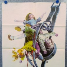 Cine: EL CEPO. JACK TAYLOR, MIRTA MILLER, CLAUDIA GRAVY AÑO 1982. POSTER ORIGINAL . Lote 166562306