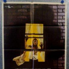 Cine: SATANÁS, EL REFLEJO DEL MAL. SUZANNA LOVE, RON JAMES, JOHN CARRADINE. AÑO 1981 POSTER ORIGINAL. Lote 166562958