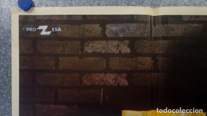 Cine: Satanás, el reflejo del mal. Suzanna Love, Ron James, John Carradine. AÑO 1981 POSTER ORIGINAL - Foto 2 - 166562958