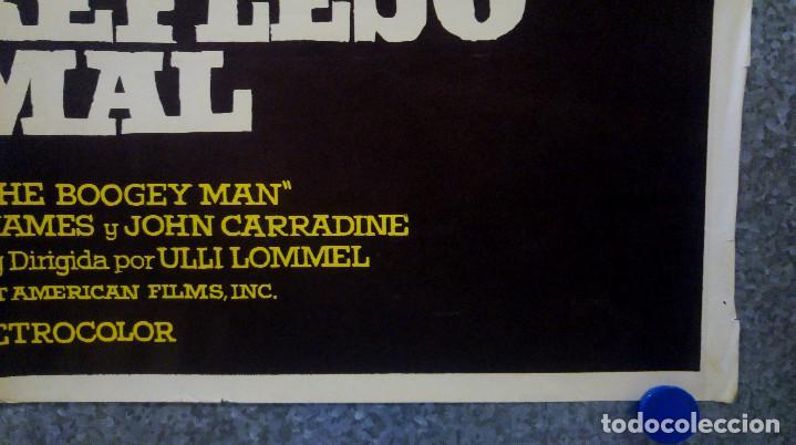 Cine: Satanás, el reflejo del mal. Suzanna Love, Ron James, John Carradine. AÑO 1981 POSTER ORIGINAL - Foto 6 - 166562958