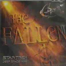 Cine: THE FALLEN. STAR TREK DEEP SPACE NINE.(2001). Lote 166749066