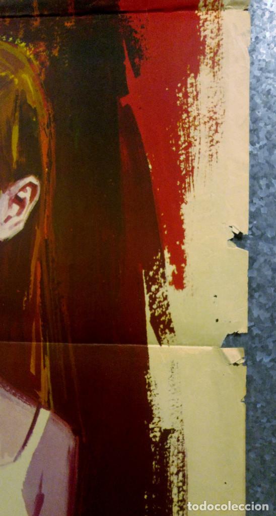 Cine: El juego de la oca. Sonia Bruno, María Massip, José Antonio Amor. AÑO 1966. POSTER ORIGINAL - Foto 6 - 166818654