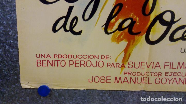 Cine: El juego de la oca. Sonia Bruno, María Massip, José Antonio Amor. AÑO 1966. POSTER ORIGINAL - Foto 8 - 166818654