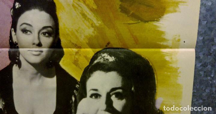 Cine: Las amigas . Sonia Bruno, Teresa Gimpera, Julia Gutiérrez Caba AÑO 1969. POSTER ORIGINAL - Foto 6 - 166819470
