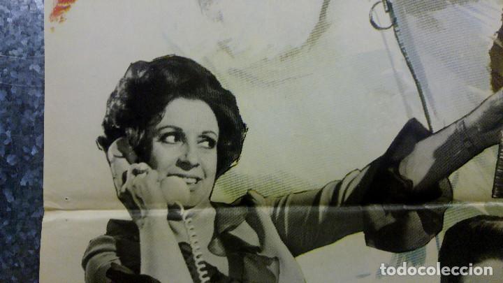 Cine: Las amigas . Sonia Bruno, Teresa Gimpera, Julia Gutiérrez Caba AÑO 1969. POSTER ORIGINAL - Foto 9 - 166819470