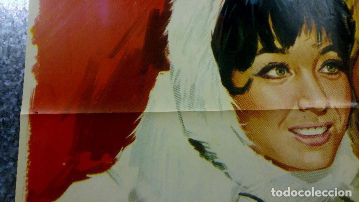 Cine: Las amigas . Sonia Bruno, Teresa Gimpera, Julia Gutiérrez Caba AÑO 1969. POSTER ORIGINAL - Foto 10 - 166819470