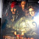 Cine: PÓSTER PIRATES OF THE CARIBBEAN DEAD MAN´S CHEST. Lote 166875432