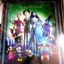 Cine: PÓSTER CORPSE BRIDE ( THE LOVE OF HER AFTERLIFE ). Lote 166880900