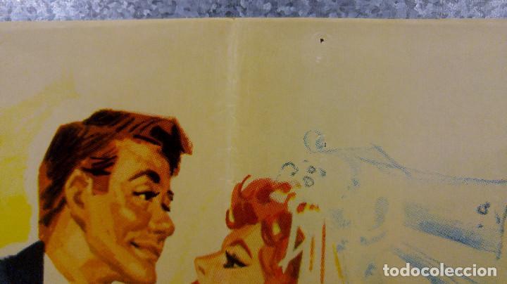 Cine: Viaje de novios a la italiana. Tony Russel, Concha Velasco AÑO 1967. POSTER ORIGINAL - Foto 3 - 166928548