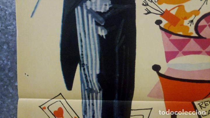 Cine: Viaje de novios a la italiana. Tony Russel, Concha Velasco AÑO 1967. POSTER ORIGINAL - Foto 9 - 166928548