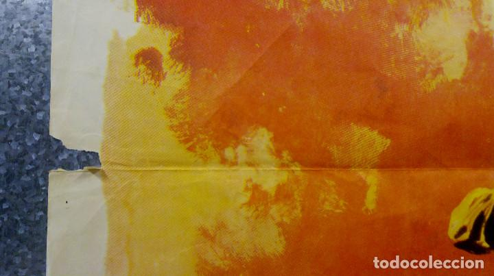 Cine: Doce del patíbulo. Lee Marvin, Charles Bronson, John Cassavetes AÑO 1967. POSTER ORIGINAL - Foto 13 - 167464448