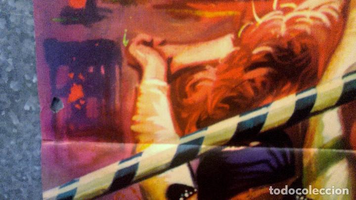 Cine: SUPERESPECTACULOS DEL MUNDO. ROBERTO BIANCHI JOSE MARIA NUNES, LOS SIREX AÑO 1963. POSTER ORIGINAL - Foto 8 - 167739980