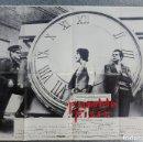 Cine: RUMBLE FISH (LA LEY DE LA CALLE) MATT DILLON MICKEY ROURKE DIANE LANE. AÑO 1982. POSTER AMERICANO. Lote 167878733