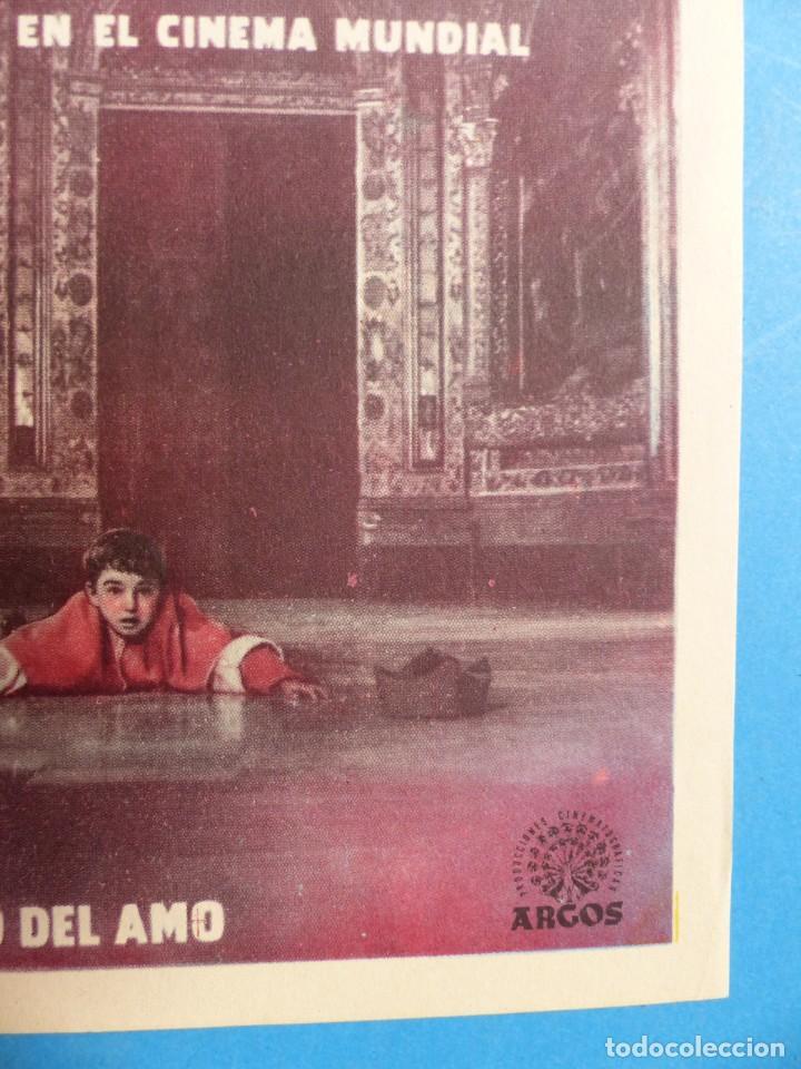 Cine: EL PEQUEÑO RUISEÑOR - JOSELITO, LINA CANALEJAS - 30x21 CM. - Foto 3 - 190750241