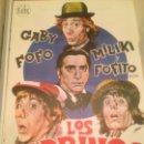 Cine: ANTIGUO CARTEL POSTER CINE ORIGINAL PELICULA LOS PADRINOS GABY FOFO MILIKI Y FOFITO. Lote 168200912