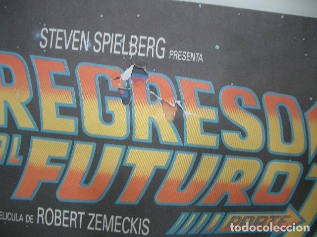 Cine: PÓSTER DE CINE ORIGINAL 70X100CM REGRESO AL FUTURO III - Foto 3 - 168329428