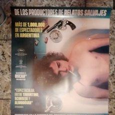 Cine: POSTER EL ANGEL ORIGINAL 100X70. Lote 168358268