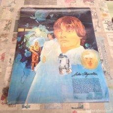 Cine: POSTER GUERRA DE LAS GALAXIAS - Nº 1 - TWENTIETH CENTURY FOX - PROMOCION COCACOLA - AÑO 1977. Lote 168595152