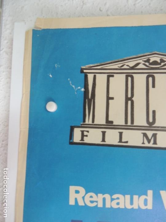 Cine: la campana del infierno - POSTER CARTEL ORIGINAL - claudio guerin hill renaud verley v lindfords - Foto 3 - 195298852