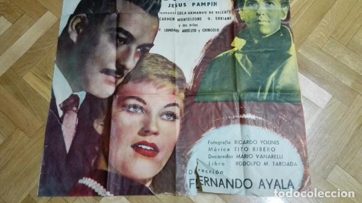 Cine: POSTER AYER FUE PRIMAVERA CON ROBERTO ESCALADA Y ANALIA GADE MEDIDAS 68 X 104 CM - Foto 3 - 169153732