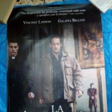 Cine: CARTEL CINE LA APARICION - VINCENT LINDON - 98X68. Lote 169226032