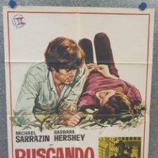 Cine: BUSCANDO DE LA FELICIDAD. BARBARA HERSHEY, ROBERT KLEIN. AÑO 1972. Lote 169352020