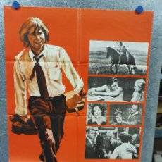 Cine: HAIL, HEROE. MICHAEL DOUGLAS, TERESA WRIGHT. AÑO 1971. POSTER ORIGINAL. Lote 169426080