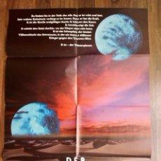 Cine: 1984-DUNE-POSTER CARTEL CINE PELICULA ORIGINAL-GRANDE-DAVID LYNCH. 84X60 CM. Lote 169459060