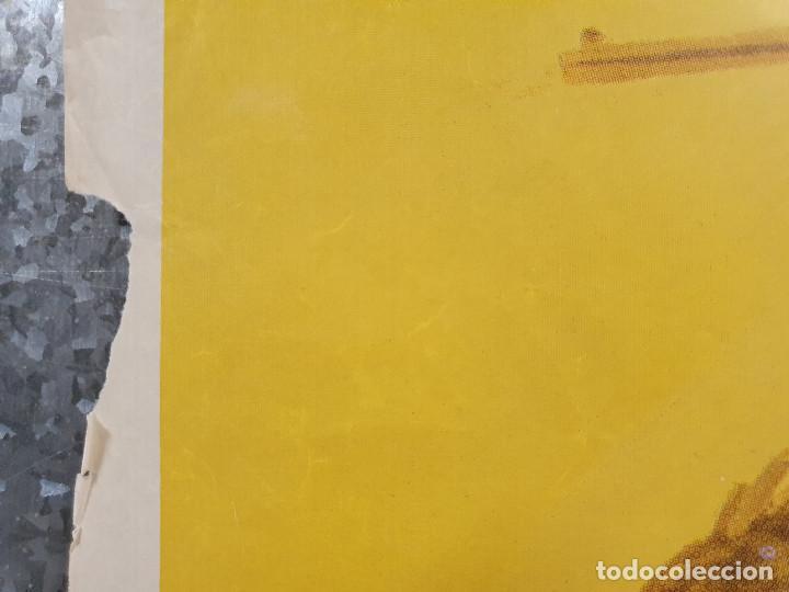 Cine: Tom Horn. Steve McQueen, Richard Farnsworth AÑO 1980. POSTER ORIGINAL - Foto 3 - 169577632