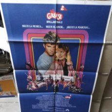 Cine: GREASE 2 MICHELLE PFEIFFER POSTER ORIGINAL 70X100 YY (2101). Lote 169599696