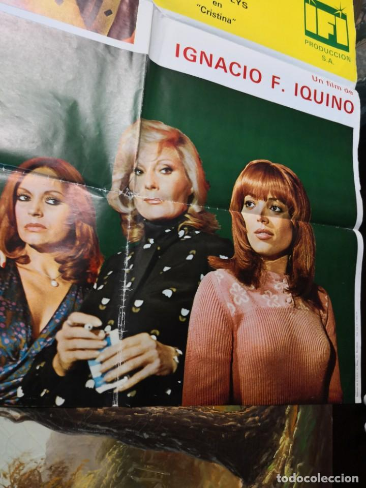 Cine: LAS MARGINADAS IQUINO ANALIA GADE DIANA LORYS SIMON ANDREU POSTER ORIGINAL 70X100 - Foto 2 - 169763784