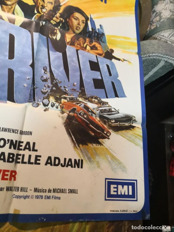 Cine: driver - poster cartel original - walter hill ryan o`neal isabelle adjani Bruce Dern - Foto 3 - 169769524